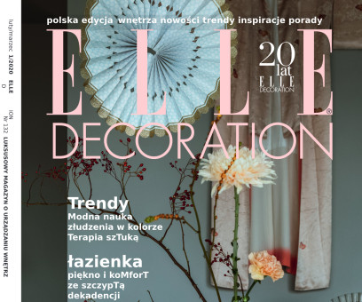 ELLE Decoration świętuje 20 lat!