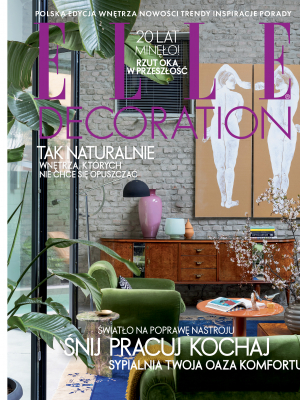 ELLE  Decoration 5/2020
