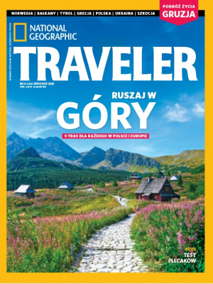 National Geographic Traveler 09/2020