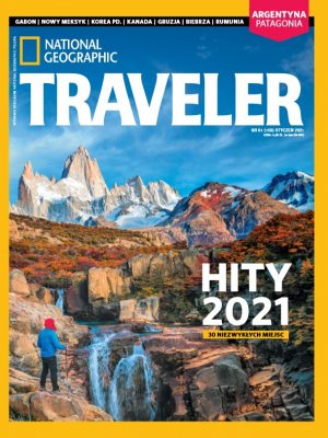 National Geographic Traveler 01/2021