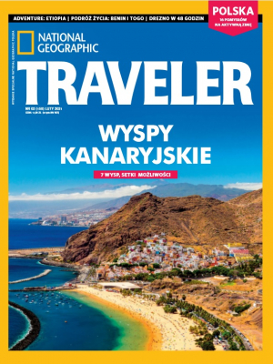 National Geographic Traveler 02/2021