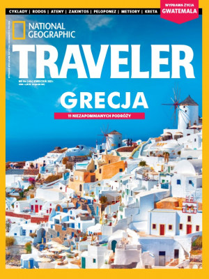 National Geographic Traveler 04/2021