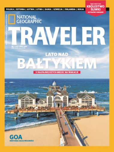 National Geographic Traveler 07/2020